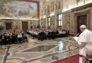El Papa destaca la eficacia de la música y el canto en la misión evangelizadora