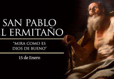 San Pablo el ermitaño