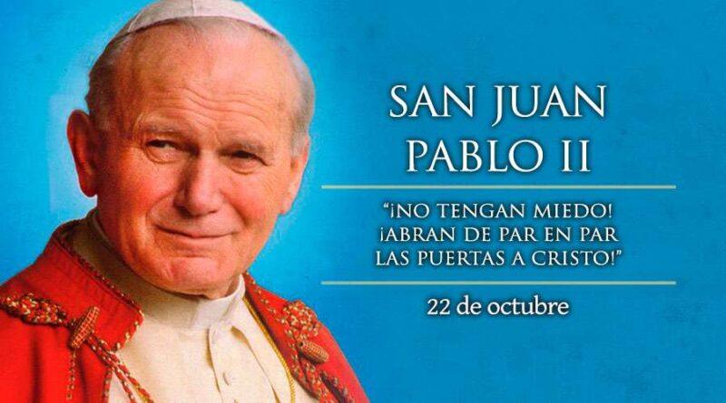 San Juan Pablo II, el grande