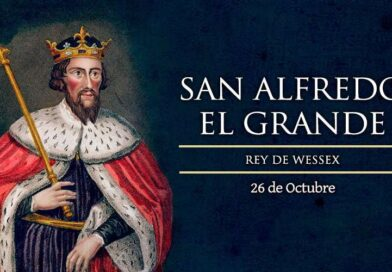 San Alfredo, rey que defendió a su pueblo de los vikingos