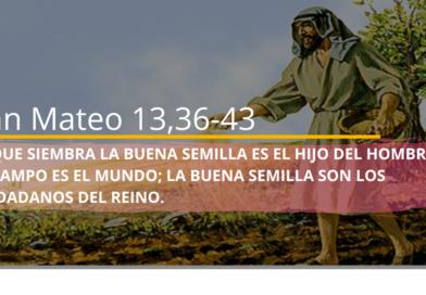 Lecturas 27 de Julio