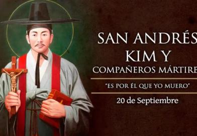 San Andrés Kim y compañeros mártires